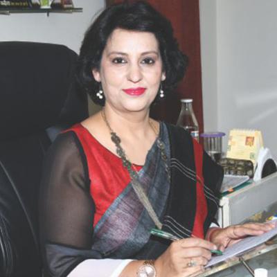 Ms. Suksham Ahluwalia